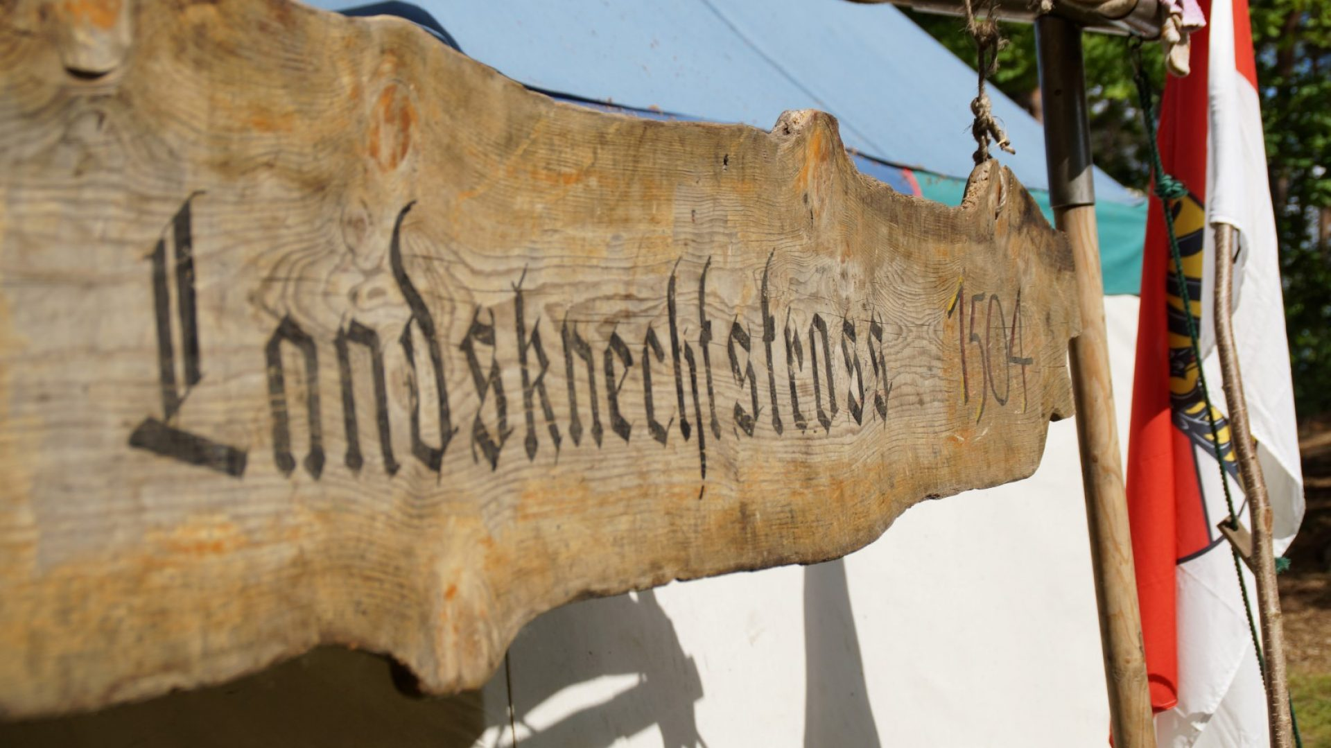 Landsknechtstross 1504